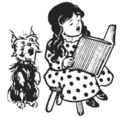 Dorothy and Toto, 1900.png