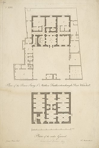 Dover House - Image: Dover House in Sir MF's time