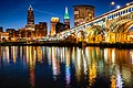 Downtown Cleveland - The Flats (46774545835).jpg