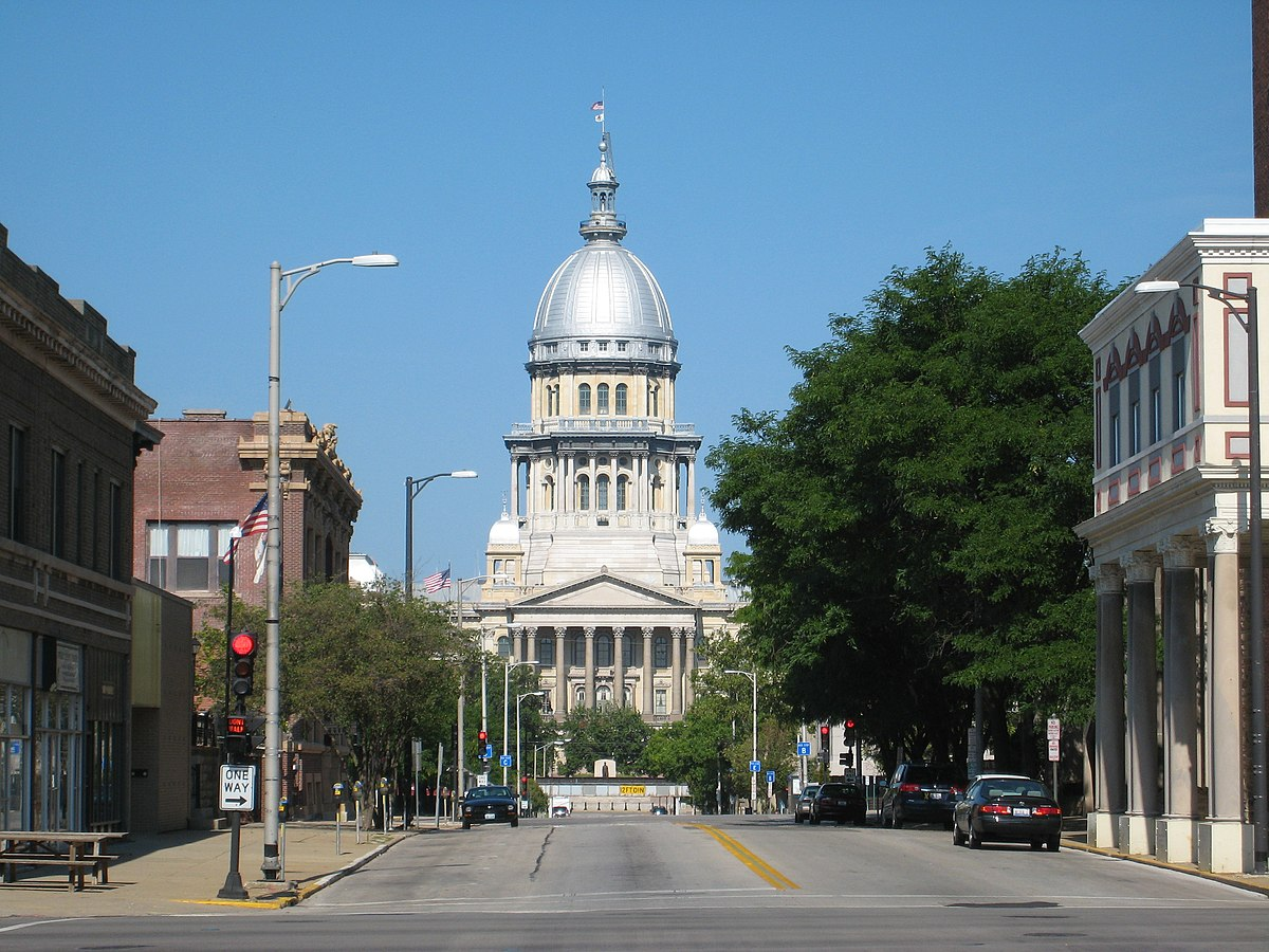 Springfield, Illinois - Wikipedia