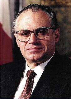 Ugo Mifsud Bonnici Maltese politician, activist and writer