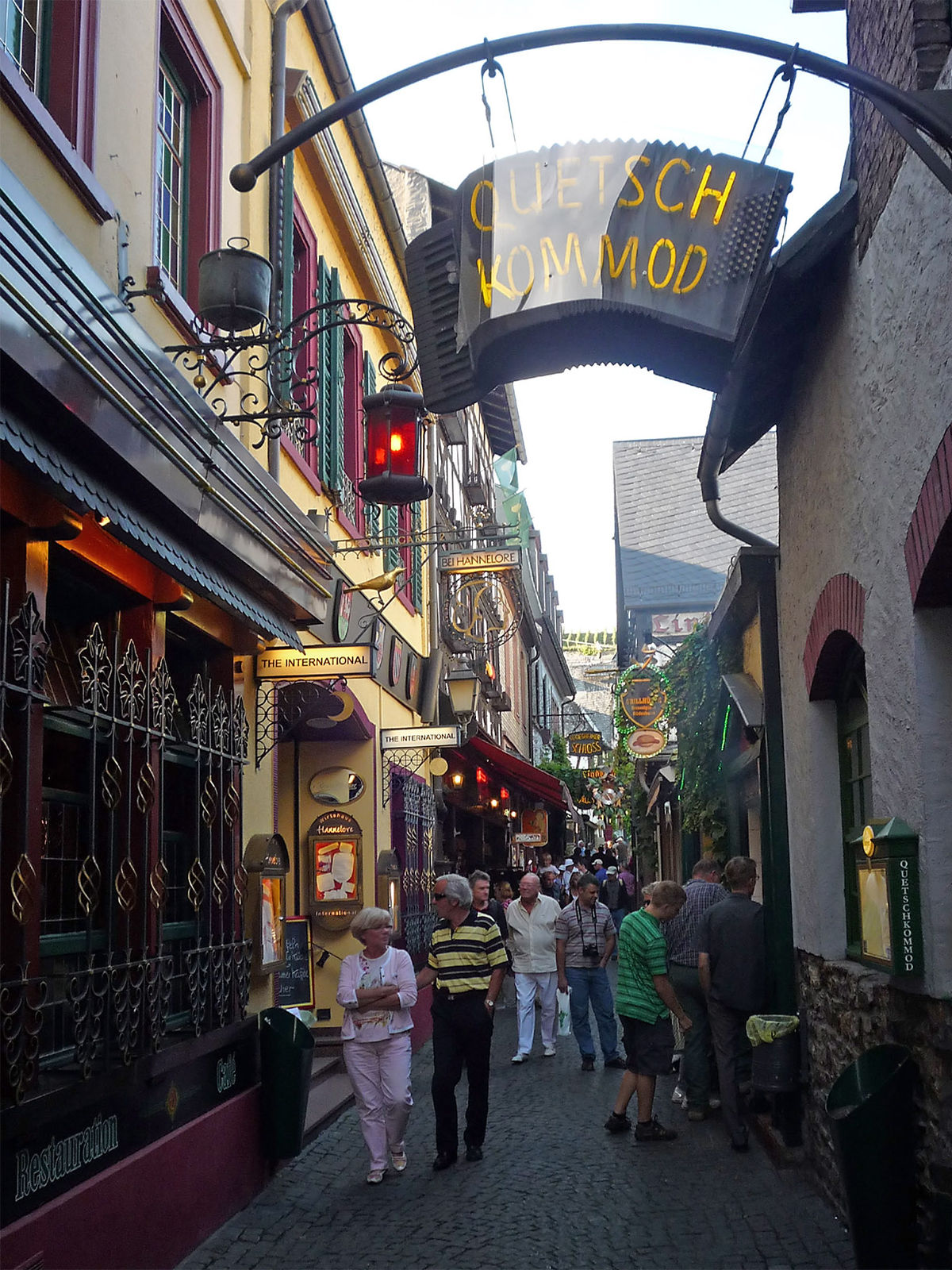 Car To Go >> Rüdesheim – Travel guide at Wikivoyage
