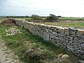 Dry stone walling beside the Priest's Way - geograph.org.uk - 1621270.jpg