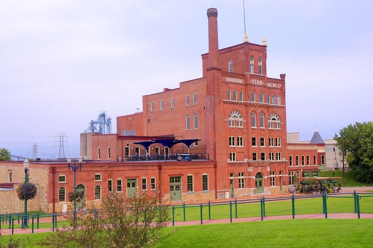 Iowa Breweries Map List of breweries in Iowa   Wikipedia