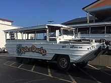 Table Rock Lake duck boat accident - Wikipedia