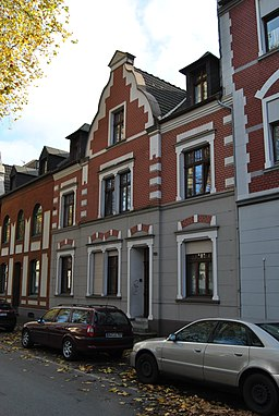 Beecker Straße in Duisburg