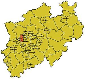 NRW - Grün-Roter Wahnsinn, Duisburg = Klein-Anatolien
