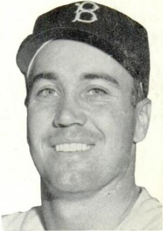 Duke Snider - Snider in 1954.