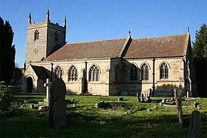 Dunston, Lincolnshire - Image: Dunston Church geograph.org.uk 276135