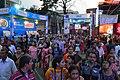 Durga Puja Spectators - Ekdalia Evergreen - Ekdalia Road - Kolkata 2013-10-11 3319.JPG