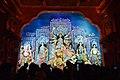 Durga with Her Family Singhi Park - Dover Lane - Kolkata 2013-10-11 3422.JPG