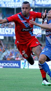 Eduardo Morante Ecuadorian footballer