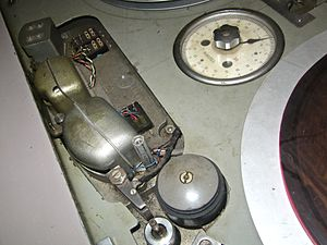 EMI tape recorder used at Abbey Road Studio (2)