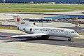 ER-YCA 1 Yak-42D Air Moldova Intl FRA 30AUG99 (6790151302).jpg