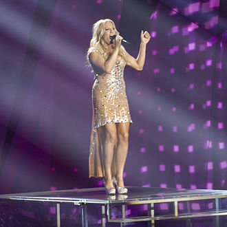 Cascada discography - Cascada frontwoman Natalie Horler performing at the Eurovision Song Contest 2013