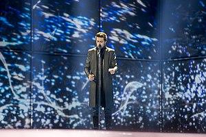 Not Alone (Aram Mp3 song) - Aram Mp3 performing the song in Copenhagen, Denmark