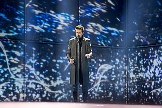 Not Alone (Aram Mp3 song) - Aram Mp3 performing the song in Copenhagen, Denmark
