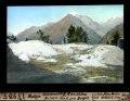 ETH-BIB-Maloja, Gletscherschliff Norden vom Schloss, Absturz Rand zum Bergell-Dia 247-15985.tif