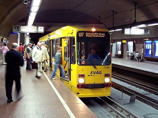 EVAG M8C 1160 Ruettenscheider Stern