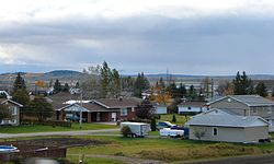 View of Earlton