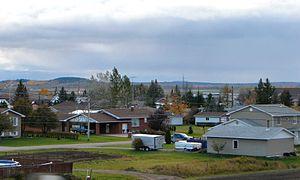 Armstrong, Ontario - View of Earlton