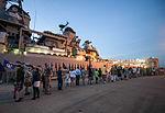 Easter sunrise service aboard Battleship Missouri Memorial 150405-N-PA426-021.jpg