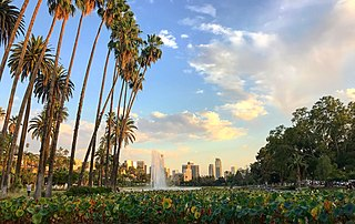 Echo Park, Los Angeles Neighborhood of Los Angeles in California, United States