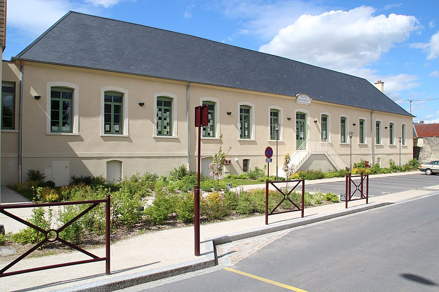 School of Mons-en-Laonnois, France.
