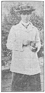 Edith Rebecca Saunders British geneticist
