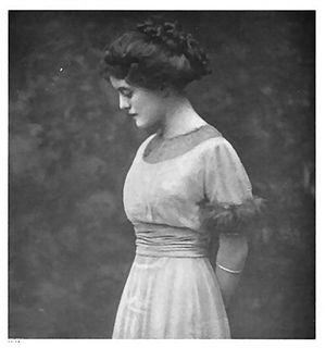Edith Taliaferro - Edith Taliaferro age 17
