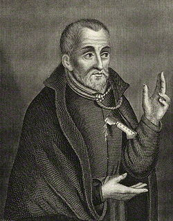 Edmund Campion English Jesuit priest, martyr and saint