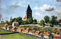 Edvard Munch - Telthusbakken with Gamle Aker Church (1880).jpg