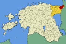Vaivara kommun