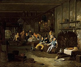 Egbert van Heemskerck the Younger - Interior of an Inn.jpg