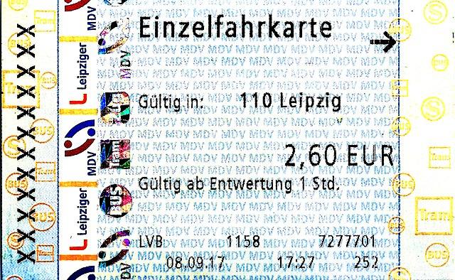 Leipzig lvb 110 zone Wagner 22