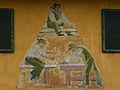 Eisenerz - Malerei am Haus Tendlerstraße 17.jpg