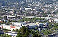 El Cerrito Plaza station from Albany Hill, July 2018.jpg