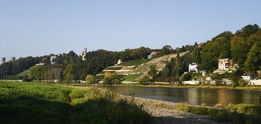 Kulturlandschaft Elbtal bei Dresden; ehemaliges Welterbe in Sachsen