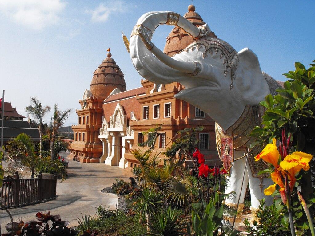 Elefante Blanco Siam Park
