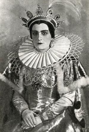 Elena Gogoleva - Image: Elena Gogoleva as Marina Mniszech (1937)
