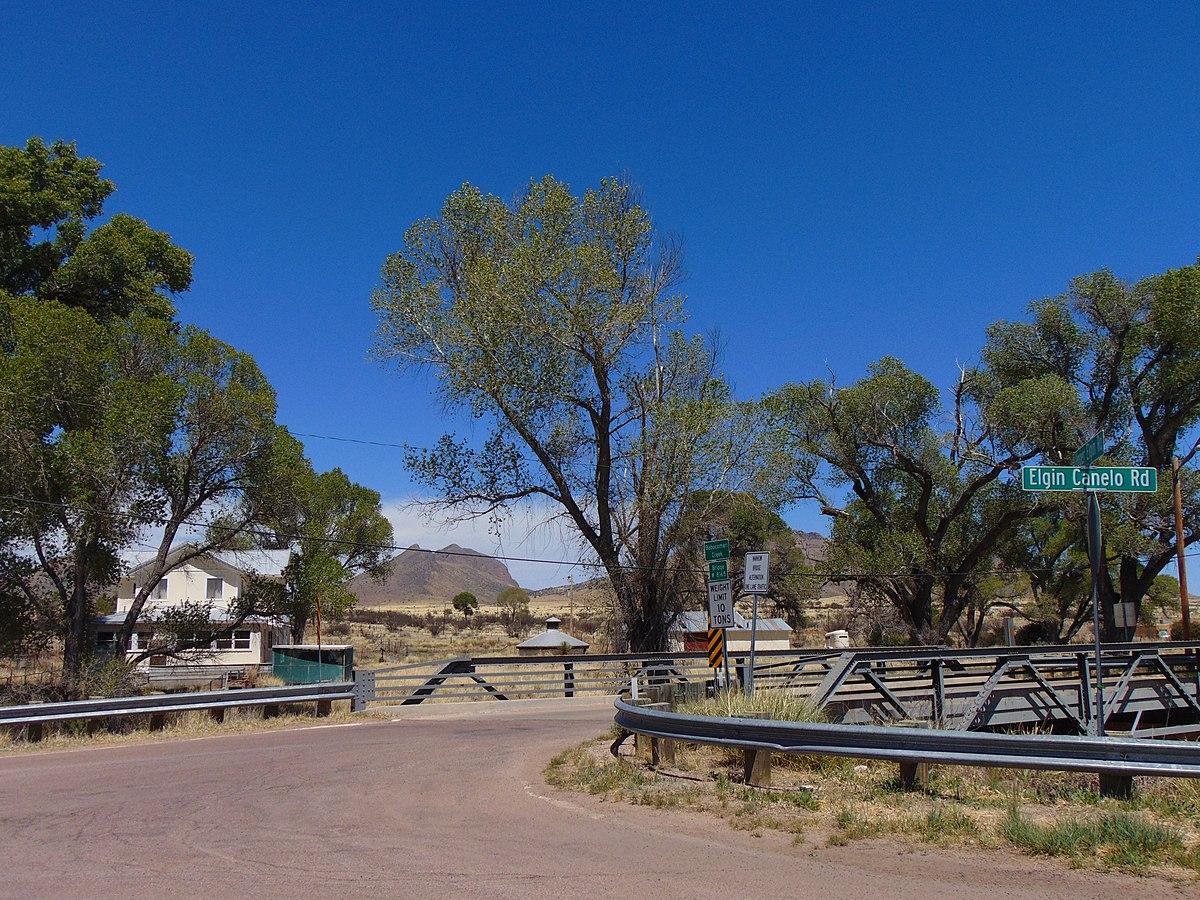 Elgin, Arizona - Wikipedia