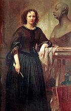 Elisabeth Ney by Friedrich Kaulbach