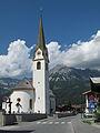 Ellmau, Pfarrkirche Sankt Michael Dm63956 foto8 2012-08-08 14.09.jpg