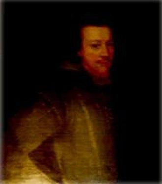 Lord Lieutenant of Yorkshire - Emanuel Scrope