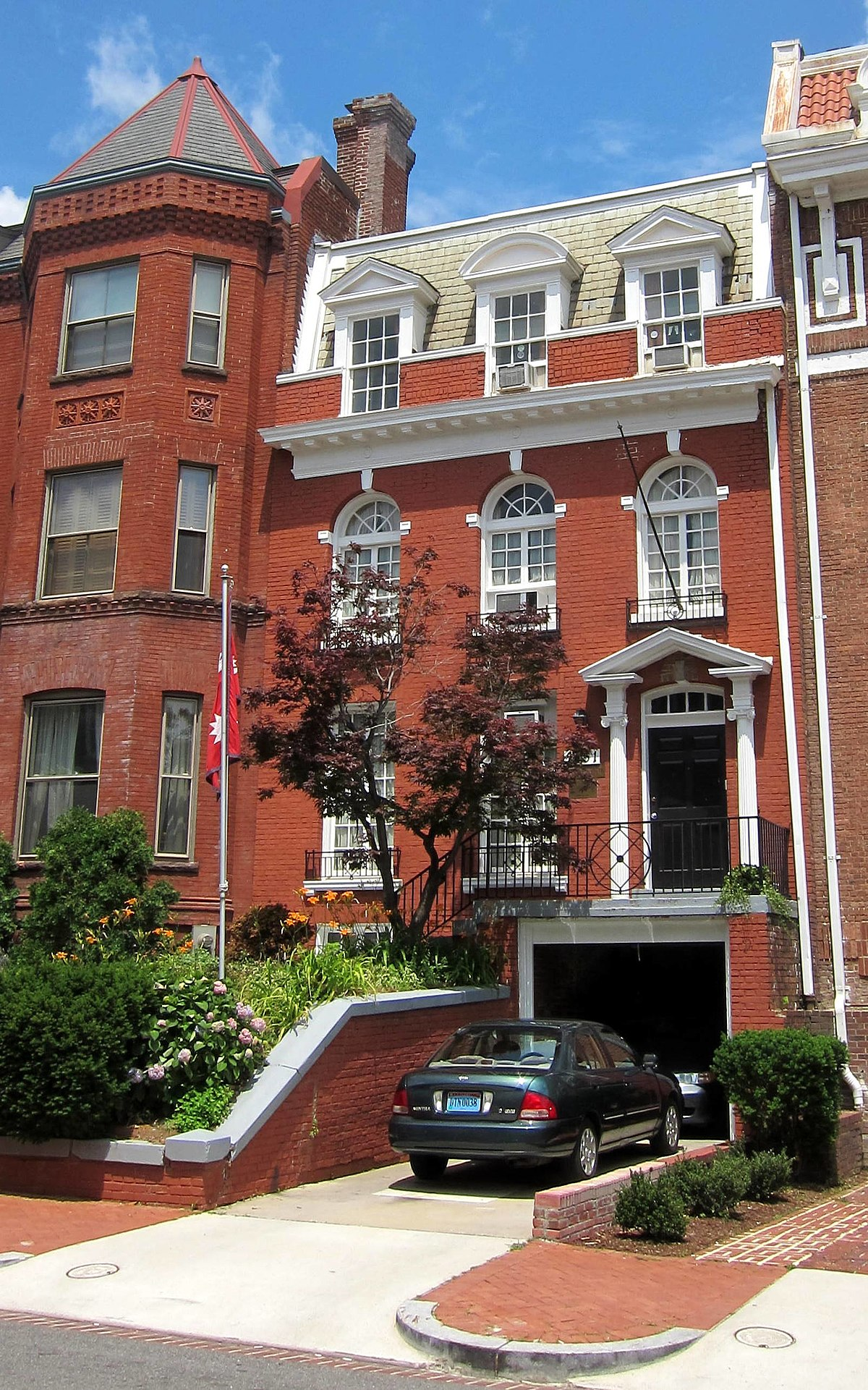 Embassy Of Nepal In Washington D C Wikipedia