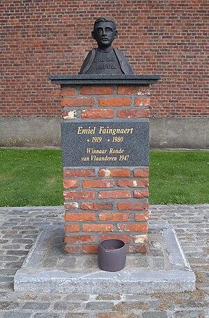 Emiel Faignaert - Image: Emiel Faingnaert Sint Martens Lierde België