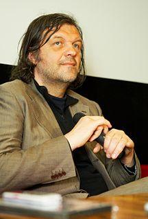 Serbian film director, actor and musician of Bosnian origin