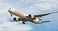 Emirates 777, Christchurch, 19 Nov. 2010 - Flickr - PhillipC.jpg