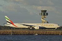 A6-EBU - B77W - Emirates