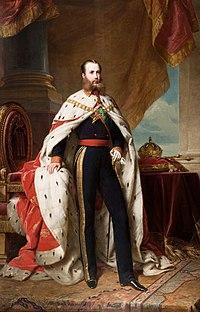 Emperador Maximiliano I de Mexico